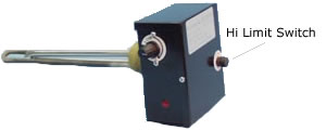Hi Limit Switch For Hot Tub